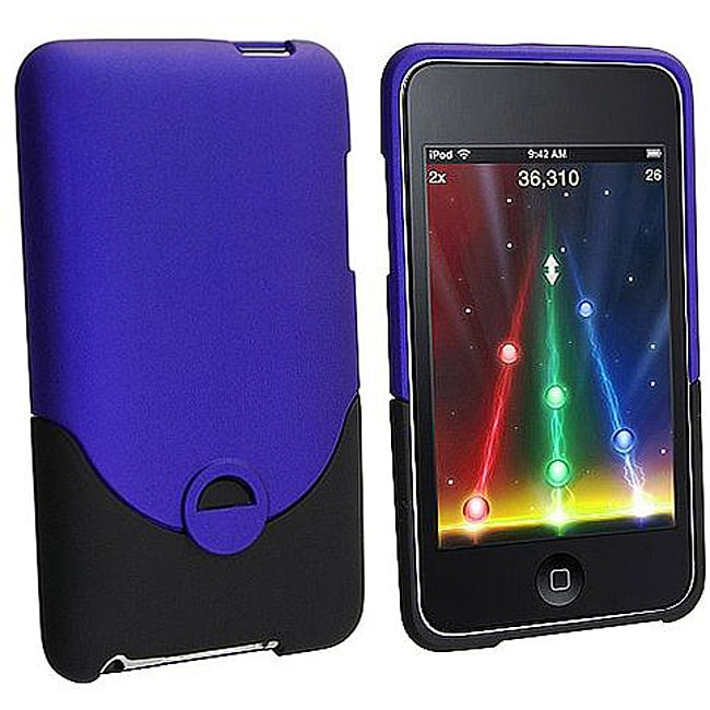 Rubber Case for Apple iTouch 2G/ 3G