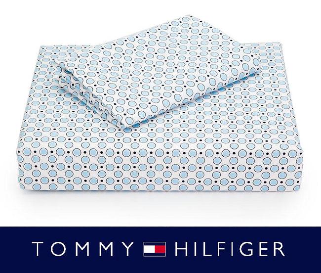 Tommy Hilfiger Ditsy Dots 3-piece Sheet Set