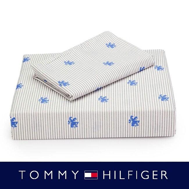 Tommy Hilfiger Rugby Griffin 3-piece Sheet Set
