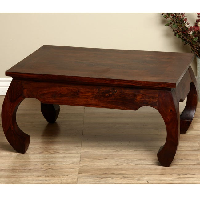 Handmade Indian Rosewood Coffee Table India Free Shipping Today 12603174