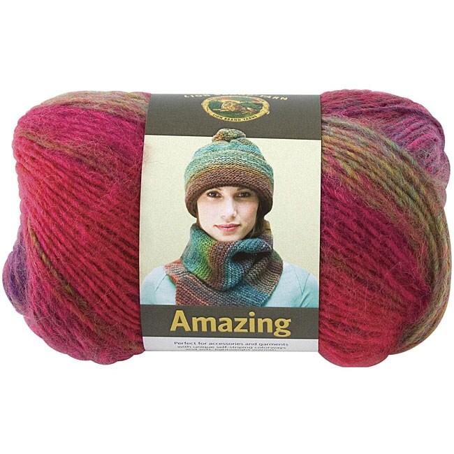Lion Brand Aurora Amazing Yarn