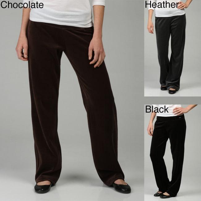 Calvin Klein Performance Women's Velour Pants
