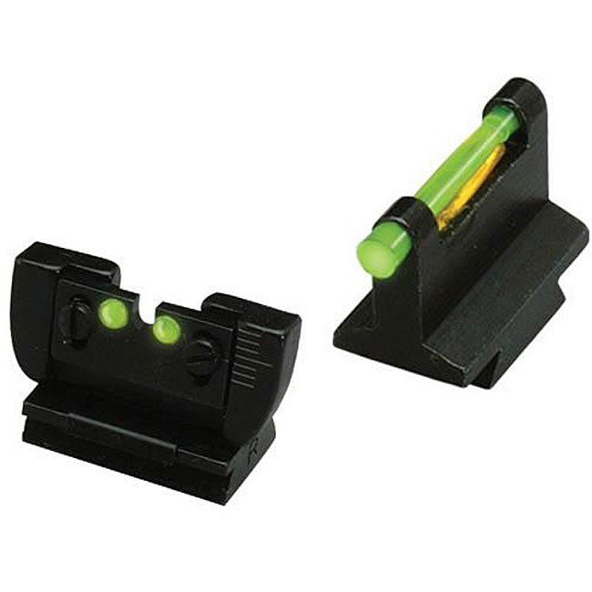 HiViz Ruger 10/22 Fiber Optic Sight Set