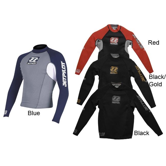 Jetpilot Flight Jacket Men's Wetsuit Neoprene Top