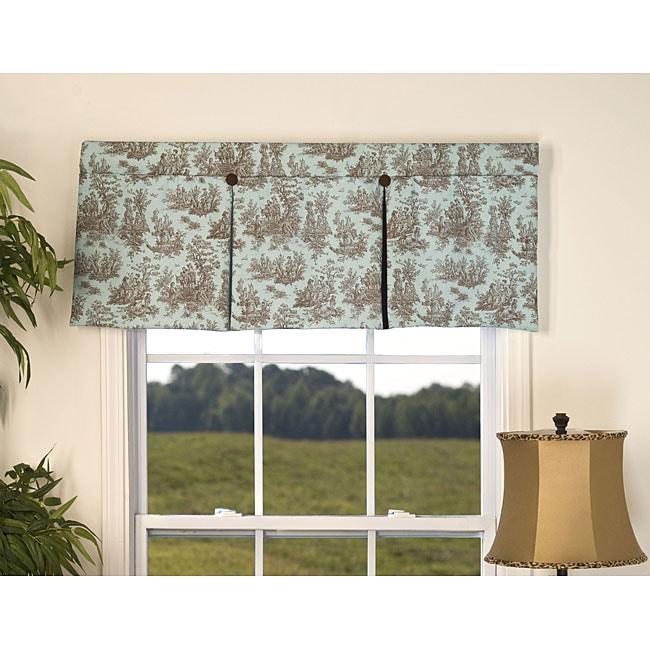 Berkley Window Valance