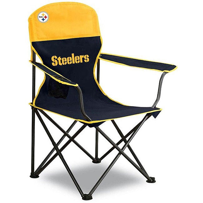 Pittsburgh Steelers Folding Arm Chair