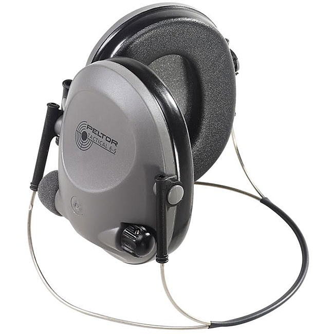 Peltor Tactical 6S Behind-the-head Electronic Hearing Protector