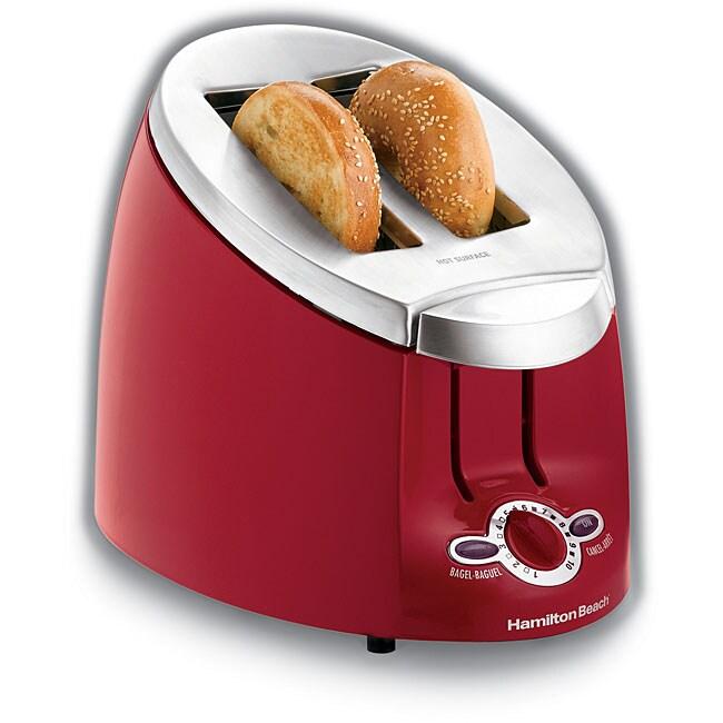 Hamilton Beach 22002H Ensemble 2-slice Bagel Toaster