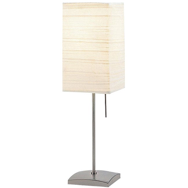Shop Paper Shade Table Lamp Free Shipping On Orders Over 45