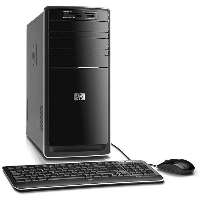 HP Pavilion p6230y 8GB Ram 750GB HD Desktop Computer (Refurbished)