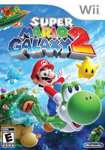Wii - Super Mario Galaxy 2- By Nintendo of America