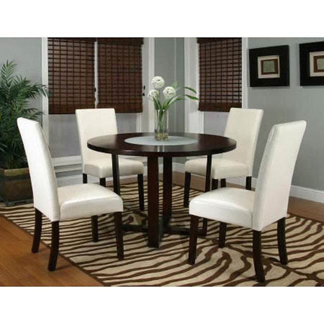 Kemper Ivory Parson's Chairs (Set of 2) - Thumbnail 0