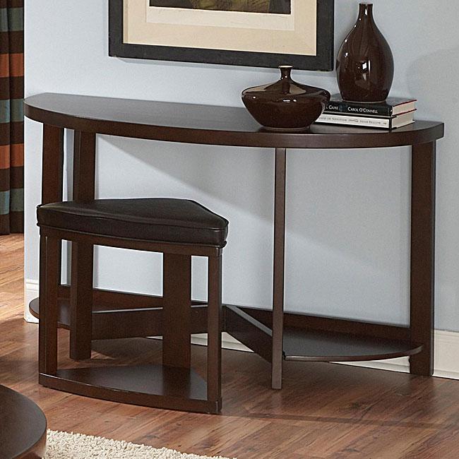 Baxter Stool and Sofa Table