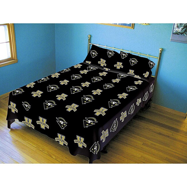 Vanderbilt University Commodores Sheet Set
