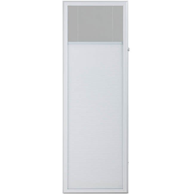 ODL White 64-inch Enclosed Cellular Shade - Thumbnail 0