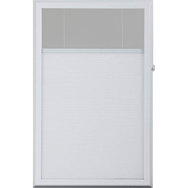 Odl White 36 Inch Enclosed Cellular Shade Free Shipping