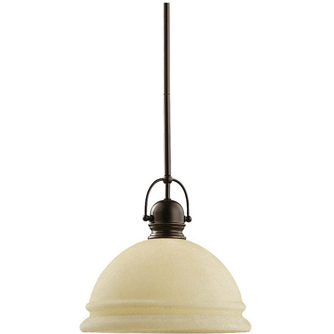 Trenton Transitions Antique Bronze Pendant Light