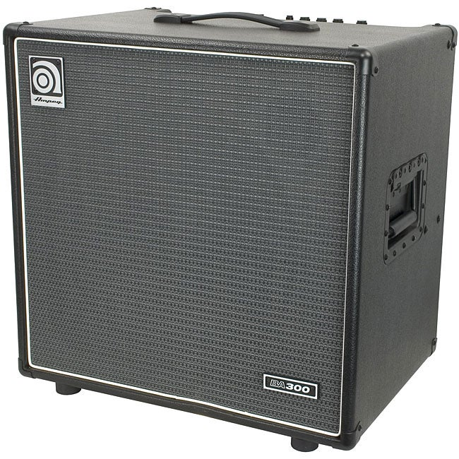 ampeg ba 300 115 bass amplifier tube combo 15 inch amp refurbished free shipping today. Black Bedroom Furniture Sets. Home Design Ideas