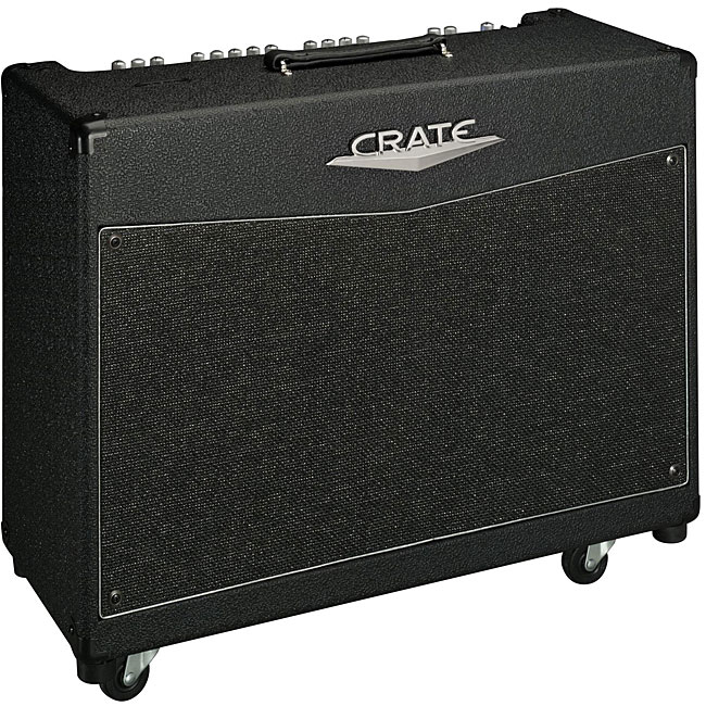 crate vtx 212b 120w dsp dual 12 inch guitar amplifier refurbished free shipping today. Black Bedroom Furniture Sets. Home Design Ideas