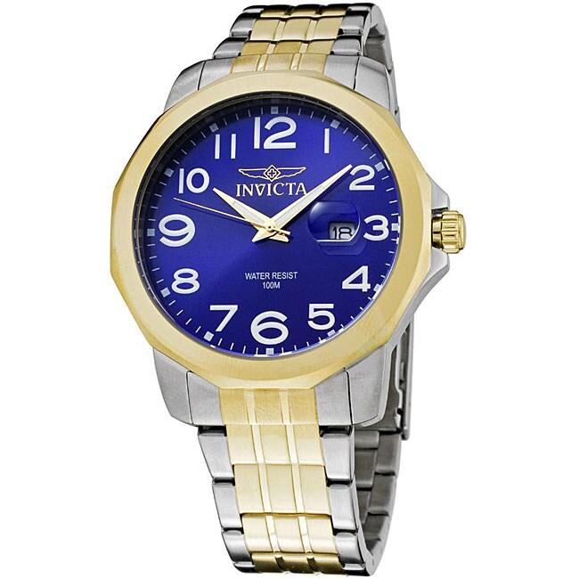 Invicta Men's 'Invicta II Collection' Two-tone Watch