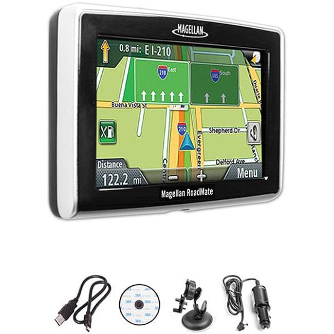 shop magellan roadmate 1440 portable gps navigator w text to speech rh overstock com Magellan RoadMate GPS 7 Magellan RoadMate 1700 Troubleshooting
