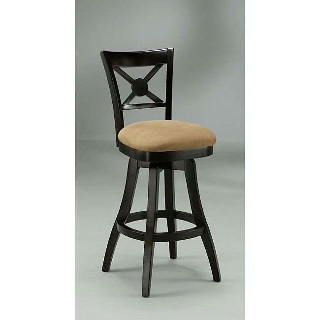 Counter stools set of 2 grey leather safavieh com - Tradewind 30 Inch Bar Stool Free Shipping Today