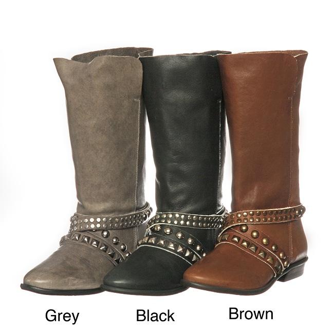 Matisse Women's 'Sidd' Studded Short Boots