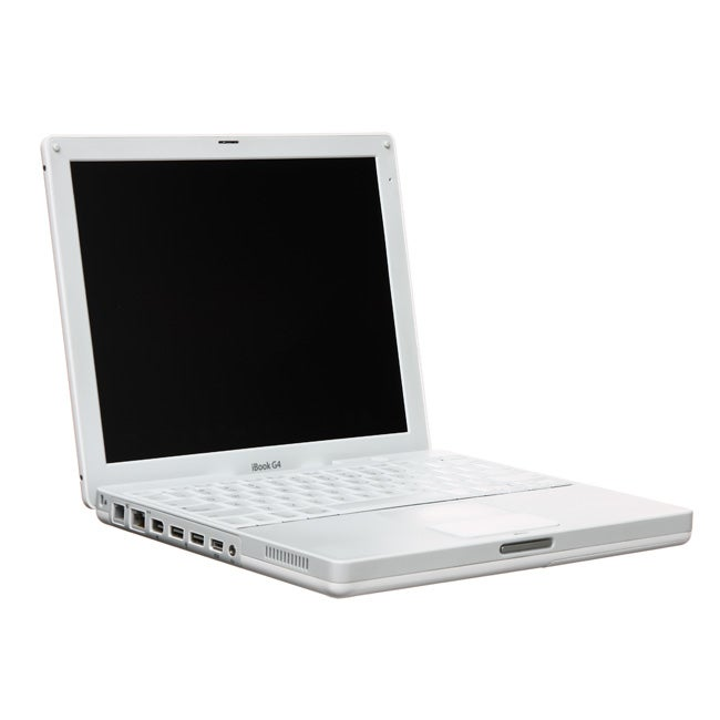 apple ibook g4 40gb hd 12 1 inch laptop refurbished free shipping today overstock. Black Bedroom Furniture Sets. Home Design Ideas