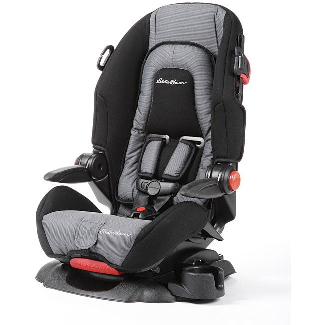 Ed Bauer Deluxe High Back Booster Car Seat In Astoria Free Shipping Today 4787431