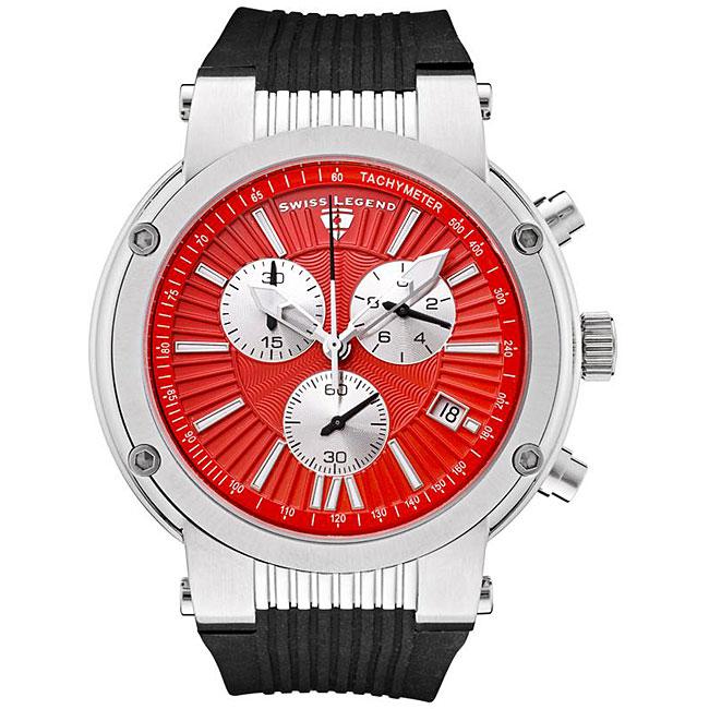 Swiss Legend Men's 'Legato Cirque' Chronograph Watch