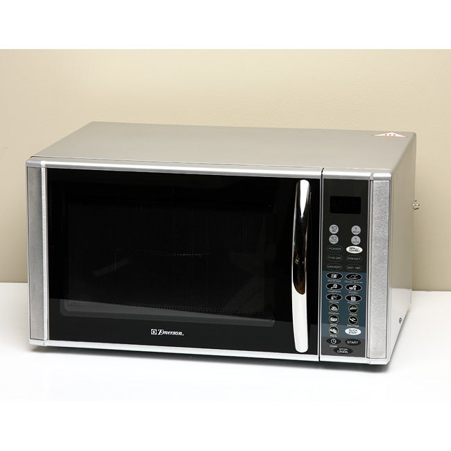 Shop Emerson Mwg9111sl 1000 Watt Microwave Grill