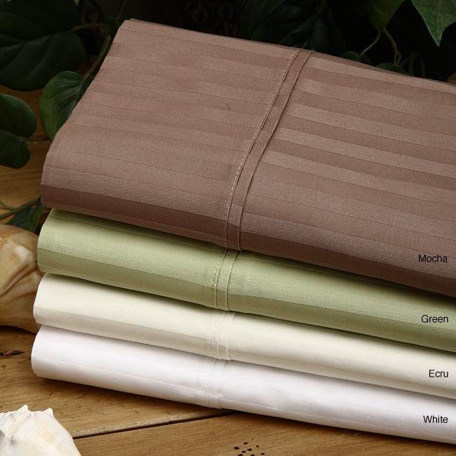 Cottonova Cotton Sateen 450 Thread Count Sheet Set