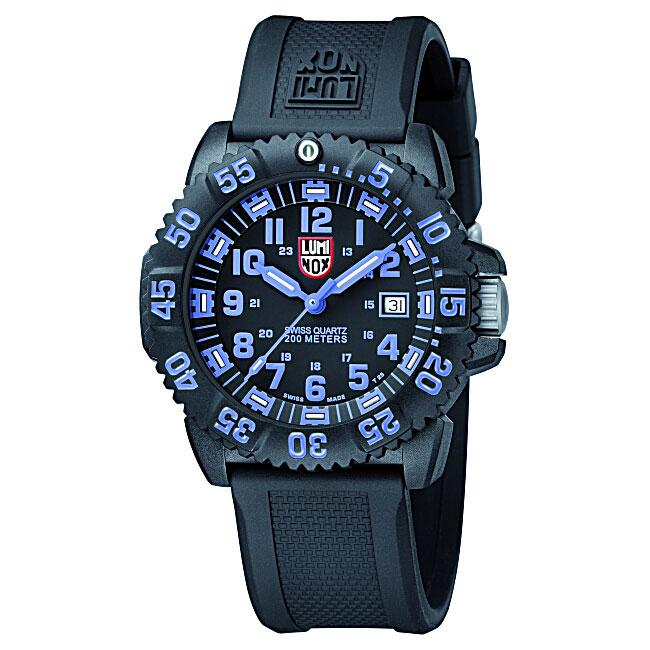 Luminox Men's Navy Seal ColorMark Blue Watch