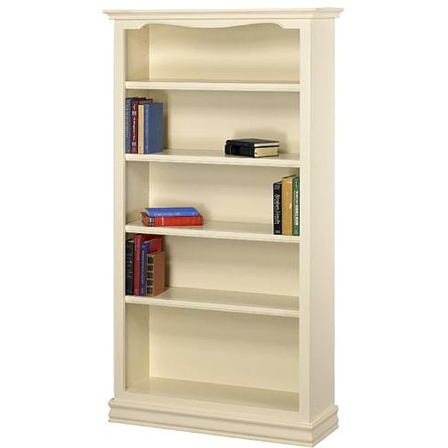 2 shelf white wood bookcase free shipping today. Black Bedroom Furniture Sets. Home Design Ideas