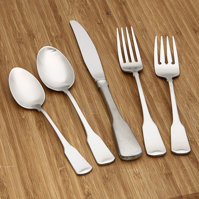 Oneida American Colonial 20-piece Flatware Set