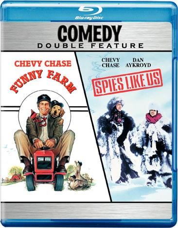 Funny Farm/Spies Like Us (Blu-ray Disc)