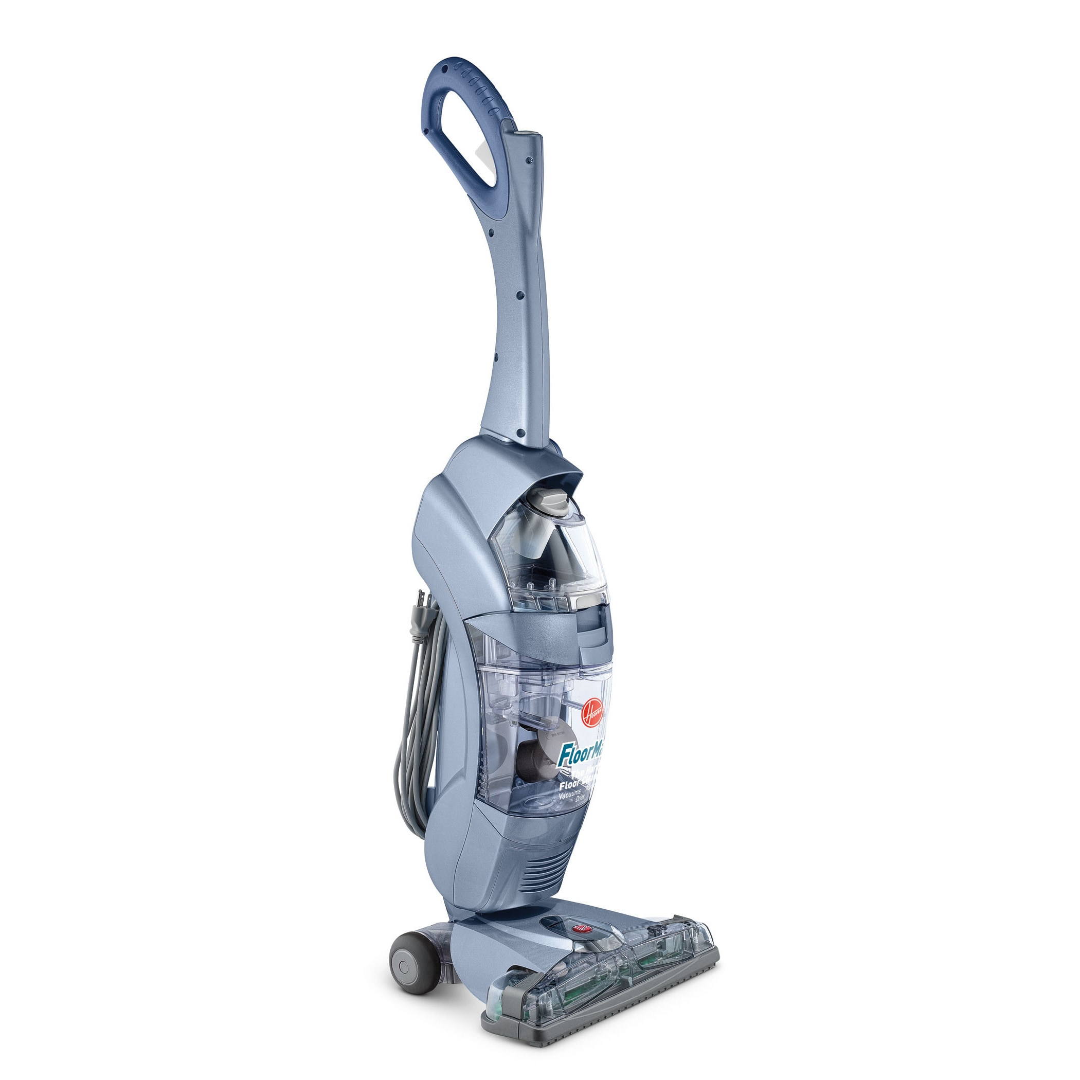 Hoover FH40010B 'Floormate' Hard Floor Cleaner, Blue wash