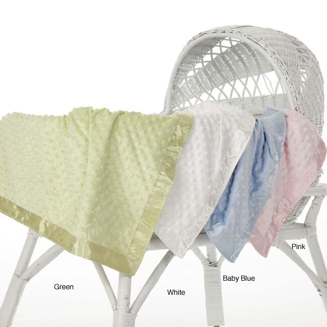 Luxury Satin Edge Baby Blanket