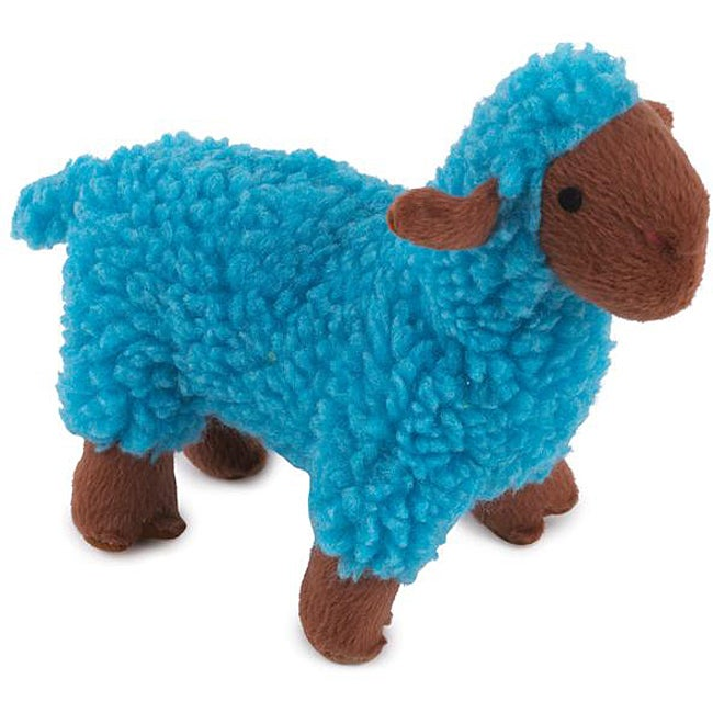 Sweet Dreams Blue Sheep Dog Toy