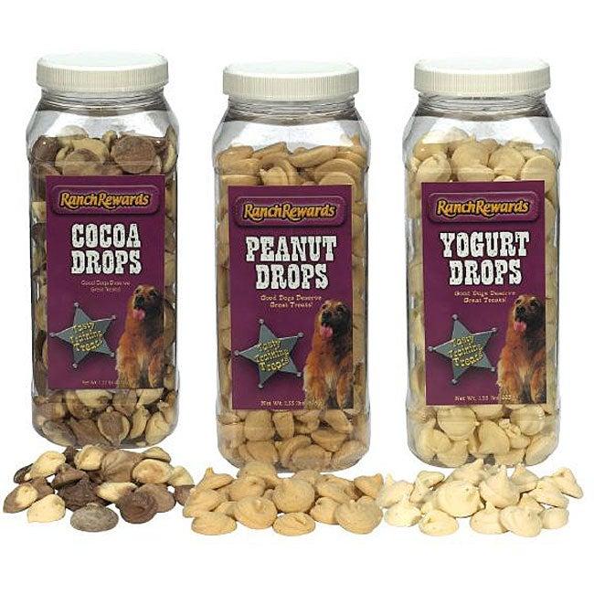 Shop Ranch Rewards Yogurt Drops Dog Treats - Free Shipping