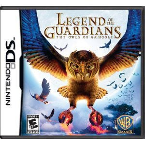 NinDS - Legend of the Guardians: Owls of Ga'Hoole- By WB Games