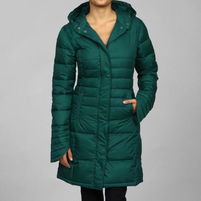 Spiewak Women's 'Warren' Hooded Puffer Coat
