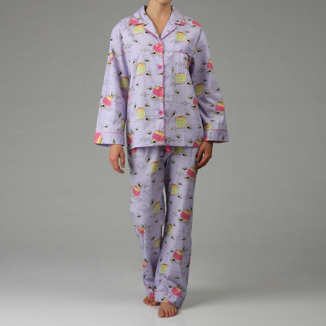 Shop Frankie   Johnny Women s Honey Bee Poplin Lounger Pajamas - Free  Shipping On Orders Over  45 - Overstock - 4819438 ded0d658f