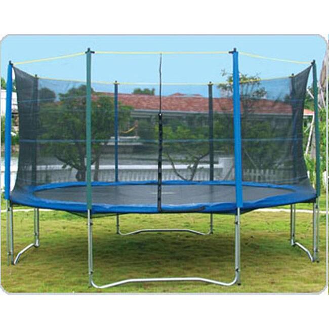 14-foot Trampoline Enclosure