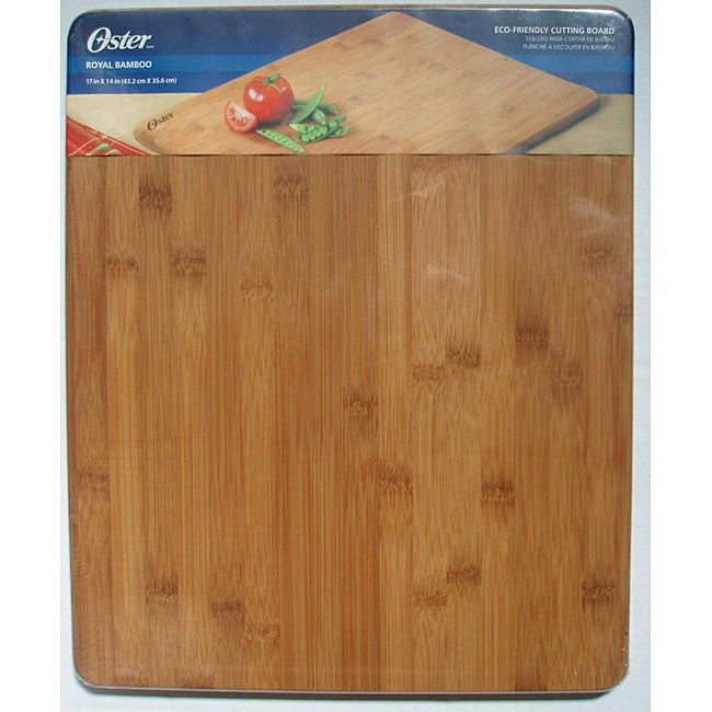 Oster Medium Bamboo Cutting Board
