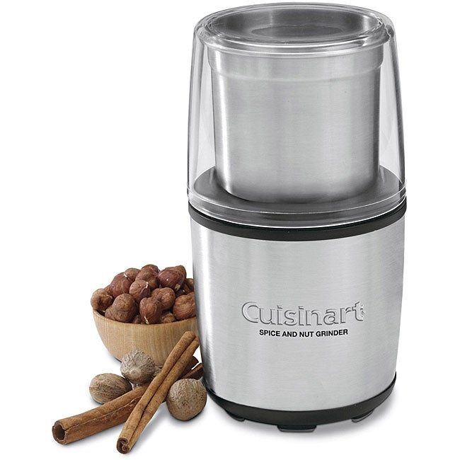 Conair Cuisinart SG-10 Electric Spice and Nut Grinder (Cu...