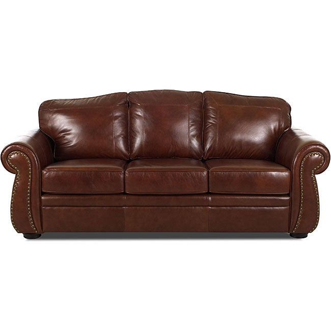 Hawkeye St James Chestnut Sofa
