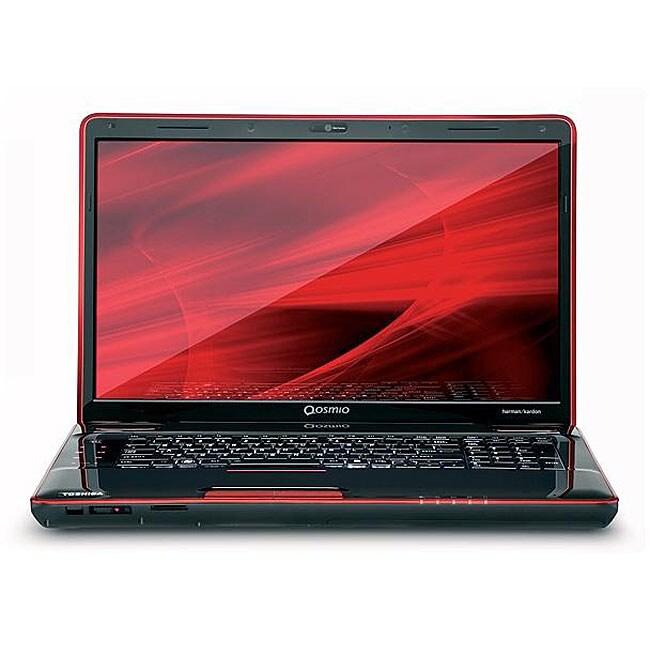 Toshiba Qosmio X505-Q870 Intel i7-720QM Processor Laptop (Refurbished)