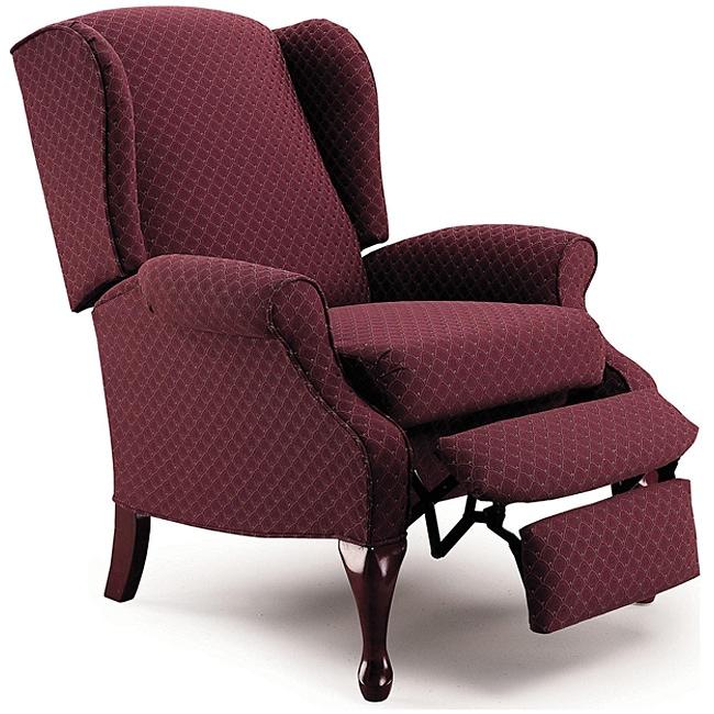chenille rocker recliner