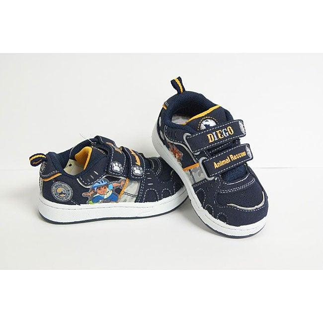 Go Diego Go Boy's Skateboard Shoes